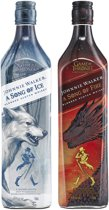 Johnnie Walker A Song of Fire & Ice - 2 x 70 cl