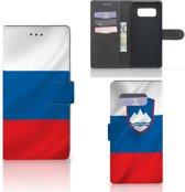 Bookcase Hoesje Samsung Galaxy Note 8 Slovenië