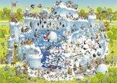 Degano, M: Polar Habitat Puzzle 1000 Teile