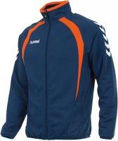 Hummel Team Top Full Zip - Jassen  - blauw donker - 116