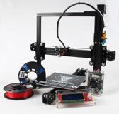 TEVO 3D TARANTULA SINGLE EXTRUDER 3D PRINTER KIT 2017 Xetra groot bouwoppervlak