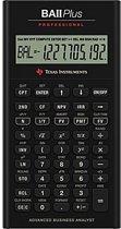Texas Instruments BAII Plus Professional - Wetenschappelijke rekenmachine