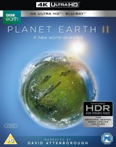 Planet Earth II  4K Ultra HD en blu-ray (Import)