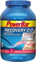 PowerBar Recovery Drink 2.0 Raspberry Cooler 1144 gram
