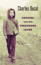 Boekomslag van 'Kroniek van een verzonnen leven'