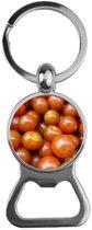 Bieropener Glas - Tomaten