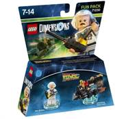 LEGO Dimensions: Back To The Future - Fun Pack 71230