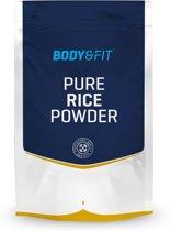 Body & Fit Pure Rice Powder - Gemalen zilvervliesrijst - 1000 gram