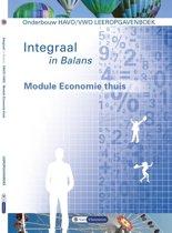 Integraal in Balans onderbouw havo/vwo Module Economie thuis Leeropgavenboek