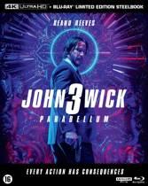 John Wick 3 (4K Ultra HD Blu-ray + Blu-Ray) Steelbook