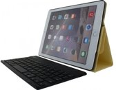 Rock Detachable Bluetooth Keyboard Case Apple iPad Air 2 Light Gold