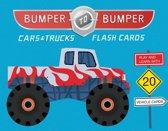 Bumper-to-bumper cars & trucks flash cards