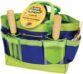 Little Moppet - Tuingereedschap voor kinderen - blauw - vanaf 4 jaar.