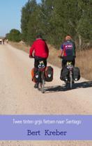 Twee tinten grijs fietsen naar Santiago