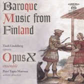 Baroque Music From Finlan