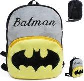 Pluche Kinderrugzak - -Batman