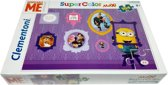 Verschrikkelijke Ikke Minions Clementoni Super Color Maxi Puzzel - 104 stukjes