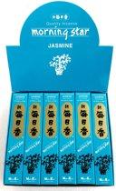 Nippon Kodo Morning Star - Jasmine - Jasmijn - Japanse wierook - 12-pack - Gratis Verzending!!!