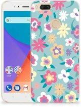 Xiaomi Mi A1 TPU Case Flower Power
