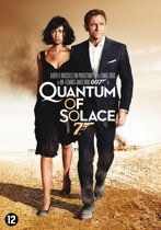 DVD cover van Quantum Of Solace