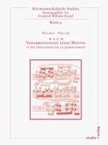 Bach - Verarbeitung eines Motivs in der Orgelmusik des 19. Jahrhunderts