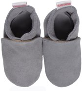 BabySteps slofjes Plain Grey medium