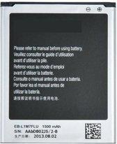 Voor Samsung Galaxy S3 Mini - Vervang Batterij/Accu Li-ion/Accu - AA+ Kwaliteit