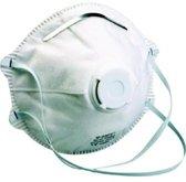 M-Safe Stofmasker FFP2 NR D met uitademventiel