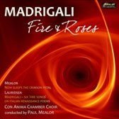Madrigali-Fire And Roses