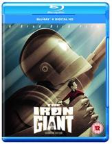 Iron Giant (blu-ray) (Import)
