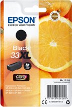 Epson 33XL - Inktcartridge / Zwart