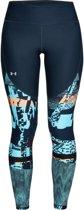Under Armour Vanish Printed Legging Sportbroek Dames - Zwart - Maat XS