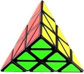 Vakantiespel tip: Pyraminx Twist Puzzle - Pyramide draaipuzzel - Zwart