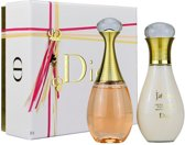 Dior - Eau de parfum - J'adore In Joy 50ml eau de parfum + 75ml bodylotion - Gifts ml