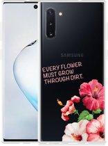 Samsung Galaxy Note 10 Hoesje Every Flower