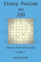 Binary Puzzles - 200 Easy to Normal Puzzles 9x9 Vol.1