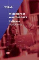 Van Dale Middelgroot woordenboek Italiaans-Nederlands