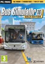 Bus Simulator 16 - Gold Edition - PC / MAC