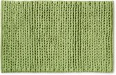 Tiger Knitted Badmat - 55 x 105 cm - Groen