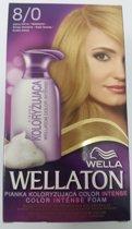 Wella Wellaton Haarverf - 8/0 Helder Blond