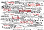 Fotobehang Words Motivational | M - 104cm x 70.5cm | 130g/m2 Vlies