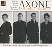 French Music For Saxophone Quartet
