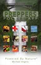 Omslag van 'Preppers Pocket App Ebook: Survival Guide'