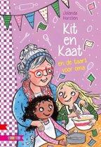 Supermeiden - Kit en Kaat en de taart voor oma