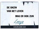 Afbeelding van Loesje Familieplanner 2020