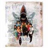 Het Huis Anubis My Friends Vriendenboekje Raaf
