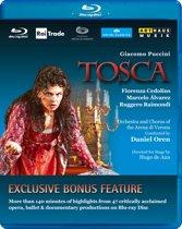 Tosca, Verona Blu Ray Sampler