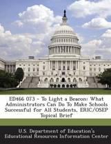 Ed466 073 - To Light a Beacon
