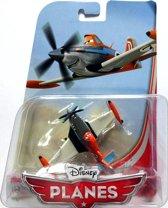 Disney Planes Vliegtuig -Dusty Crophopper Supercharged