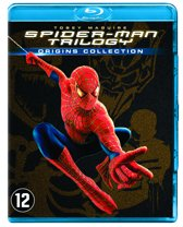 Spider-Man Trilogy (Origins Collection) (Blu-ray)